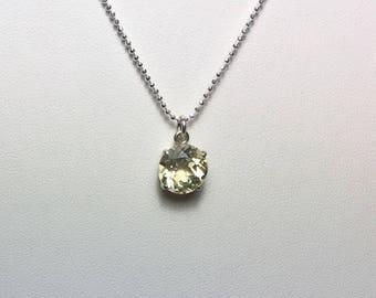 Champagne Sunstone Necklace