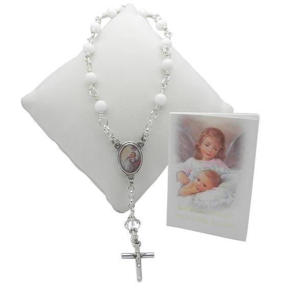 Italian Boy Name: Items Similar To Catholic Baptism Gift, White Baptism