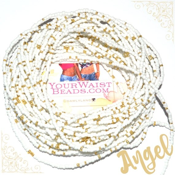 Waist Beads & More ~ ANGEL~ YourWaistBeads.com