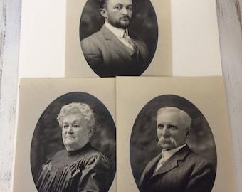 Antique 1800's Photo The McCalls Ft. Dodge Iowa Civil War Era