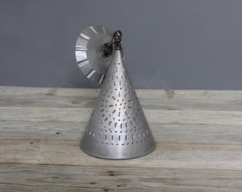 Metal Punched Out Tin Hanging Pendant Light