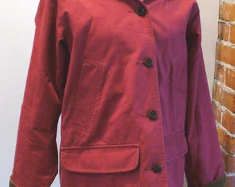 Vintage L.L. Bean  Ladies Barn Jacket Size Small