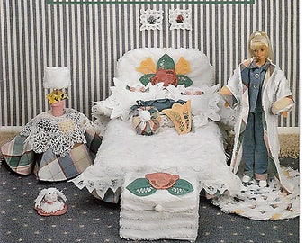 Real Doll Furniture For Fashion Dolls /  Craft Pattern / Wimpole Street Creations