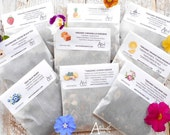 Tea Samples, Organic,  Loose Leaf Samples, You Choose, Trial Size, Free Samples, Handcrafted Teas, Hot Tea, Gift Ideas, Healthy Living