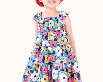 Bo Peep Gathered Dress