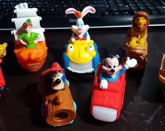 McDonald's Disneyland 40th Anniversary Viewfinder Toys