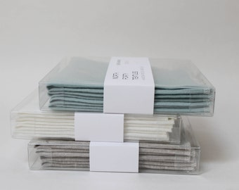 Any Quantity 12x12 Linen Napkins - made to order!