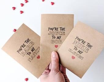 Stranger Things Valentine's Day Card. Stranger Things Valentines Day. Stranger Things Valentines Card Eleven