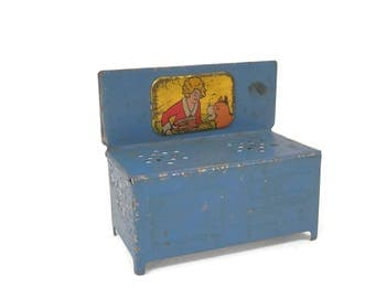 Little Orphan Annie Miniature Stove Doll Furniture Doll House Kitchen