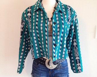 Vintage 1990s Guatemala Jacket