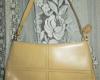 Vintage Authentic GUCCI Women Hand Bag rare Made In Italy