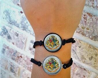 Hogwarts Crest Bracelet Harry Potter