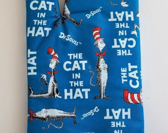 Cat In The Hat Oven Mitt, Dr. Zuess Kitchen Oven Mitt, Teacher Mitt, Cooking Potholder, Baker, Chef