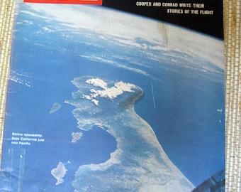 Life Magazine, September 24, 1965, Gemini 5, Views of Earth