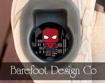 Spiderman Carseat Personalized Custom Sandstone Car Coaster FAST SHIPPING