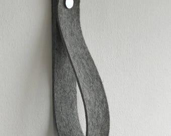 Loop XL felt wall hook