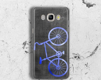 Durable phone case for Galaxy J5 Case for Galaxy J3 2016 Case for Galaxy J7 Case rubber for Samsung Galaxy S8 Case for bike lover bicycle