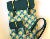 "Completed Custom Order for Marlene Woodward:  Ally 15.6"" Laptop Sleeve"