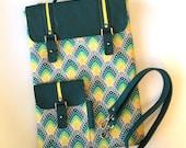 "Completed Custom Order for Marlene Woodward:  Ally 15.6"" Laptop Sleeve"
