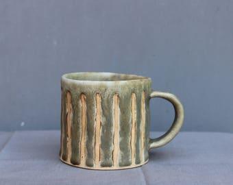 Ceramic Mug. Coffee Mug. Tea Mug.