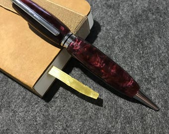 Pens For Men, Twist Pen, High End Pens, Executive Pen, Pens For Him, Journal Pens, Hand Turned Pens, Gifts For Dad, Man Pen, Gift For Him