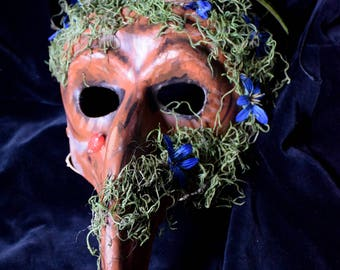 Tree Spirit Mask