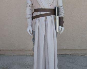 Custom Rey Costume