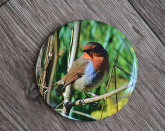 56mm Robin Photographic Compact Pocket Mirror