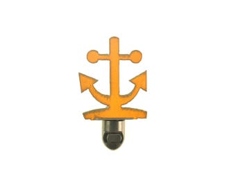 Anchor Rusty Metal Image Style Night LIght