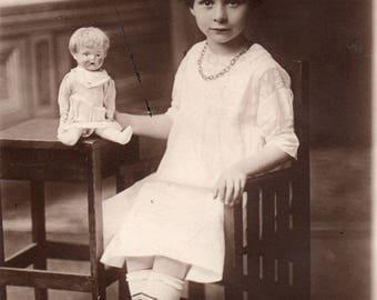 Vintage Doll Photo