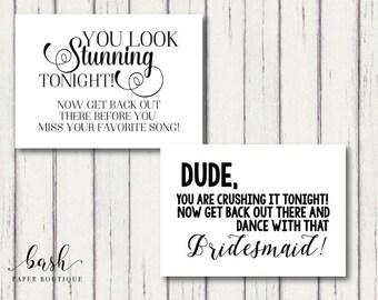 Wedding Signs Printable, Wedding Sign Dance, Mens Wedding Bathroom Sign, Womens Wedding Bathroom Sign, Wedding Bathroom Basket Sign, Funny