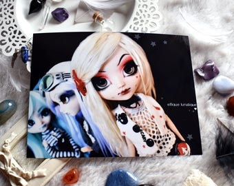"Photography ""Team"" - 11x15cm - Pullip Doll photography, print, art"