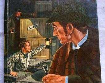 "Vintage Book ""The Adventures of Sherlock Holmes""  - 1955 - Hardcover"