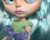 RESERVED for Gwen-Custom Blythe Doll named Puck, by EmmyB.lythe Final payment