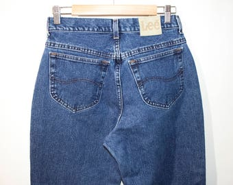 vintage lee riders jeans - womens size 10