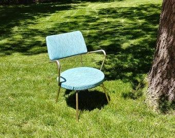 Mcm Swivel Chair Etsy