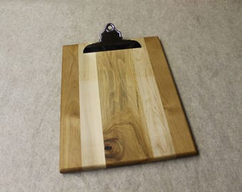Clipboard (wooden)