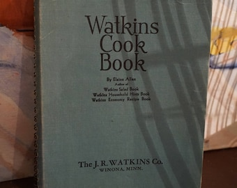 watkins cookbook