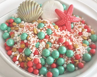 Under the Sea sprinkle mix 4oz
