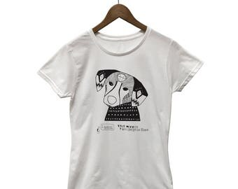 Dog Lover Tshirt For Women - Animal Lover Funny Tee