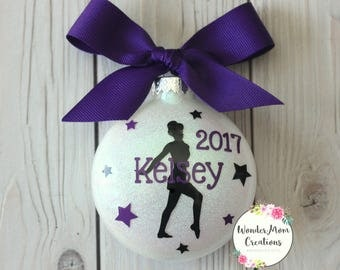 Jazz Dancer Ornament Personalized; Dance Teacher Ornament; Jazz  Recital Ornament; Personalized Dancer Ornament; Dance Team Ornament