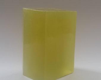 Citronella Soap, Vegan Glycerin Soap, Gardening, Hiking, Batsto