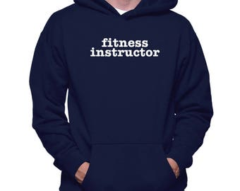 Fitness Instructor Hoodie