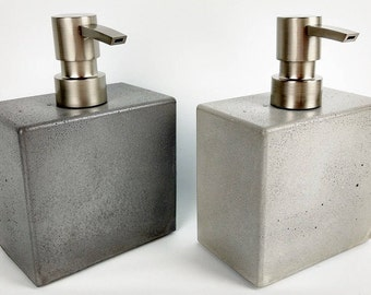 Concrete Soap Dispenser / Concrete Soap Pump / Kitchen Soap Dispenser Pump  / Liquid Soap Dispenser