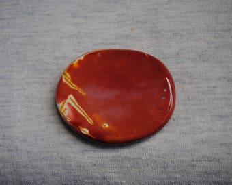 Mookite Palm Stone, Worry Stone, Healing Stone