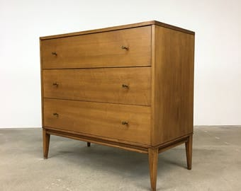 Paul McCobb | Mid Century Modern Chest | Planner Group dresser