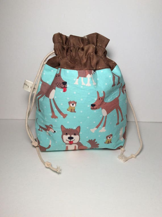 Sale!   Drawstring Project Bag