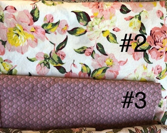 Custom Reversible Bonnet - 20+ fabric options.