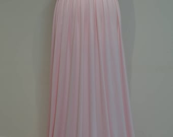 Infinity Dress Multiway Dress Convertible Dress Twist Wrap Dress Bridesmaid Dress Wedding Prom Evening Baby Pink One Size Fits All