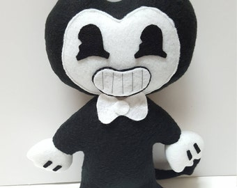 Bendy and the ink machine iddy biddy plush